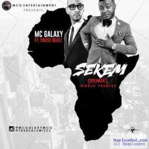 MC Galaxy - Sekem (Remix) ft. Swizz Beatz (Snippet)